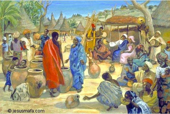 Jésus Mafa 3
