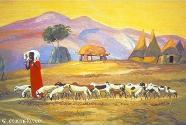 Jésus Mafa 2